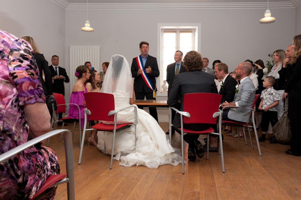 Top Le mariage civil   FW61